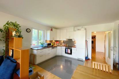 Zuhause im Grünen | 3 Zimmer / 2 Terrassen