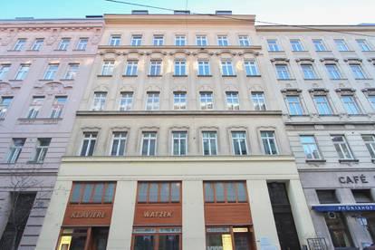 Wunderschöne Altbauwohnung in City-Nähe! 3-Zimmer-Altbau im 2. Stock