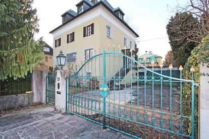 RARITÄT! Gediegenes Bürgerhaus in Bestlage Riedenburgs