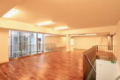 Hofseitiges Büro auf 2 Etagen nächst Palais Coburg und Parkring!