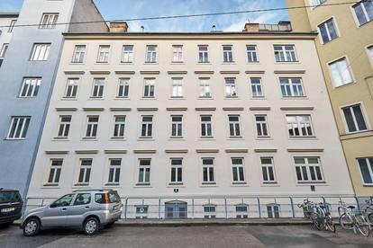 Schöne, helle 4-Zimmer Dachgeschosswohnung Nähe Altes AKH!