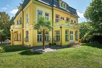 RARITY! Exclusive stylish villa in Dornbach