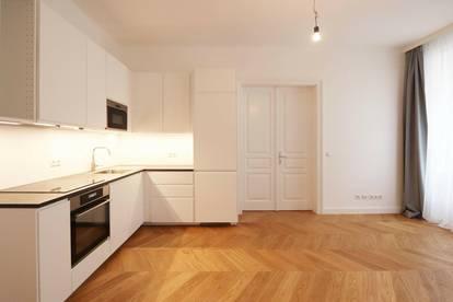 Smart Home Luxusaltbau zum Erstbezug Nähe Mariahilfer Straße