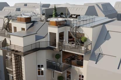 Exklusive Terrassenwohnung Nähe AKH!