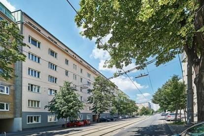 Elegante, helle 5-Zimmer-Terrassenwohnung nahe Augarten!