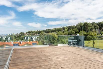 VINEYARD RESIDENCES! Penthouse auf 1 Wohnebene mit Weitblick in die Weinberge