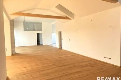 ***Traumhaft großzügiges und helles Penthouse 202 m² mit Grünblick***