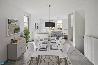 Charmante Maisonette-Wohnung mit Garten in Grünruhelage/Charming apartment with garden