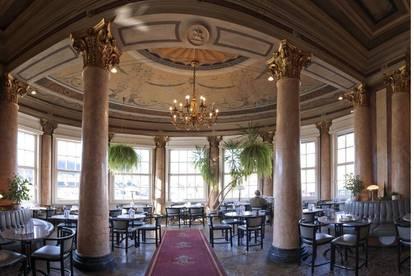 Historischen Café im Herzen von Bad Ischl