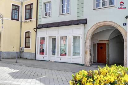 Geschäftslokal am Holzplatz-Neunkirchen