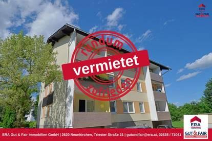 VERMIETET! Mietwohnung/Zentrale Lage Gloggnitz