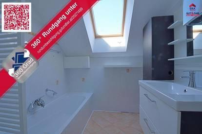 Dachterrassenwohnung mit 3 Zimmern im wunderschönen Zillingtal/Bez. Eisenstadt