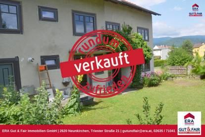 Idyllisches Haus mit Wald in Grafenbach/Bez. Neunkirchen