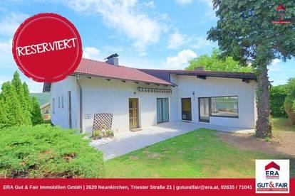 RESERVIERT! Haus in Gloggnitz/Enzenreith