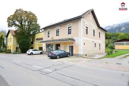 Arbeiten & Wohnen - Geschäftslokal in Höflein/Hohen Wand