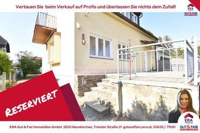 Einfamilienhaus in Himberg: Großzügiger Familientraum in ruhiger Siedlungslage