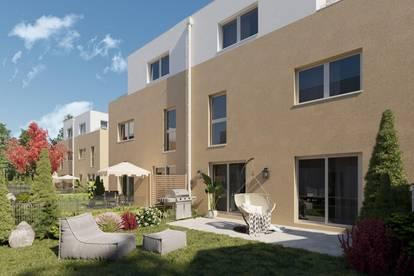 Exklusive, moderne Doppelhäuser in Brunn am Gebirge; wunderschöne, zentrale Lage mit Fernblick