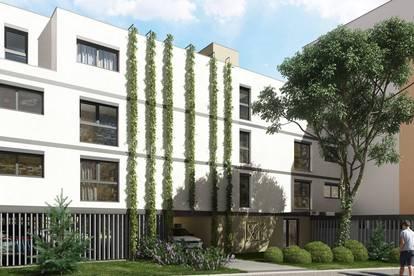 Familienfreundliches Wohnhausprojekt in Vösendorf, schlüsselfertig, Terrasse, begrünter Innenhof,