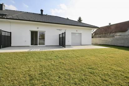Seniorengerechte Garten-Mietwohnung in Frauenkirchen - Erstbezug