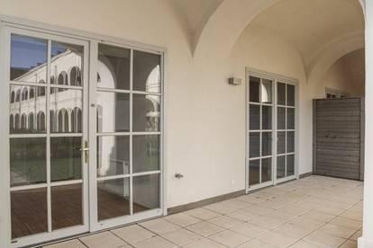 Schloss Neusiedl - Wohnung Top 1.09 im Erdgeschoß mit Garten - PROVISIONSFREI - Erstbezug