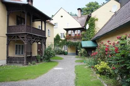 Renovierte Kleinwohnung neben Kurpark!