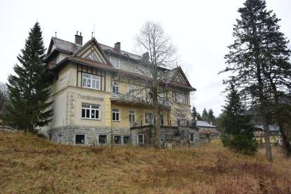 Villa im Jahrhundertwendestil