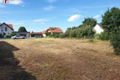 Sehr schönes, sonniges, ebenes Grundstück in der Bezirkshauptstadt Güssing!