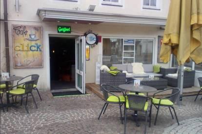 Gemütliches Café in Reutte zu verpachten