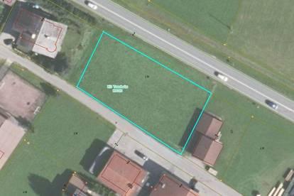 Baugrundstück in Tannheim