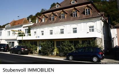 Hotel Nibelungenhof an der Donau - Sanierungs bzw Abbruchobjekt