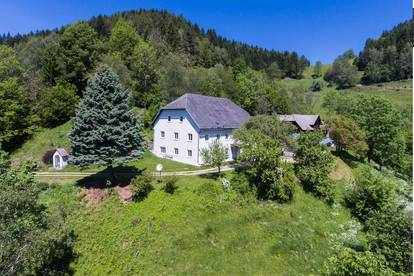 Landwirtschaftliches Anwesen in Südkärnten