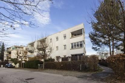 Geräumige Dreizimmerwohnung mit Westloggia im UNI-Viertel