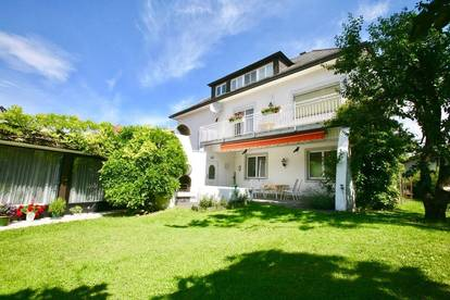 Großzügiges Wohnhaus mit wunderschönem Garten, Hallenbad und Büro-/ Ordinationsräumlichkeiten