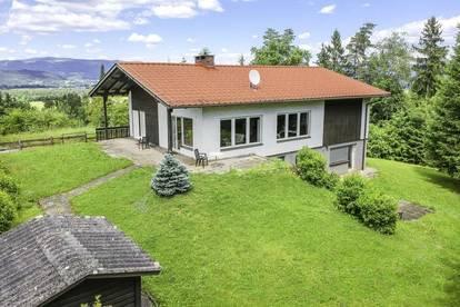 Nettes Ein-/ Zweifamilienhaus unweit vom Klopeiner See entfernt!