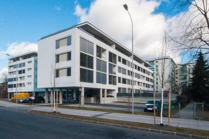 Neuwertige Zweizimmerwohnung in modernem Wohnprojekt in Klagenfurt