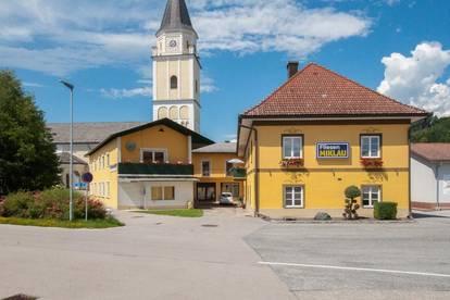 Attraktives Wohn- und Geschäftshaus in Völkermarkt