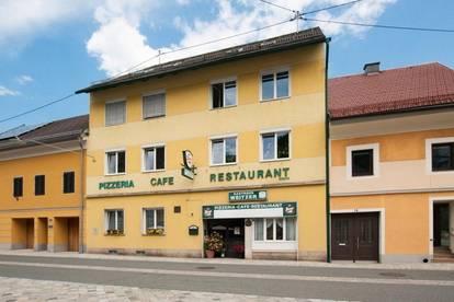 Wohn-und Geschäftshaus im Luftkurort Bad Eisenkappel