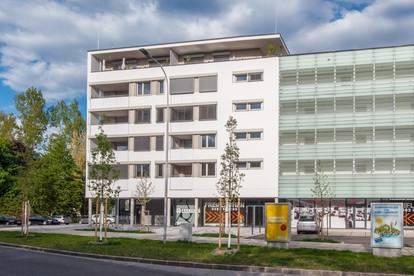 Helle & neuwertige Zweizimmerwohnung in Zentrumsnähe