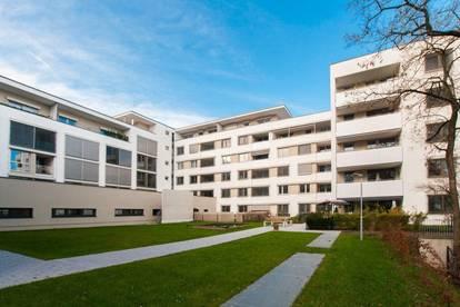 Neuwertige Dreizimmerwohnung in modernem Wohnprojekt in Klagenfurt