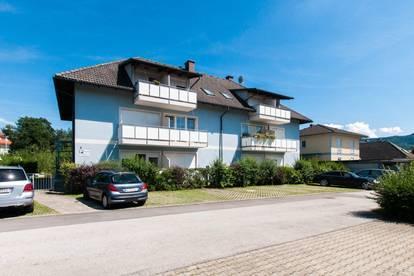 Dachgeschoßwohnung im Ortszentrum von Krumpendorf