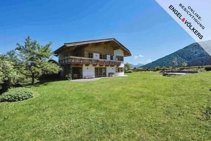 Tiroler Landhaus in hervorragender Lage - Zweitwohnsitzwidmung