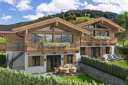 Neubau Chalets im idyllischen Aschau