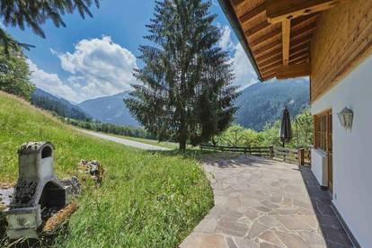 W-026GKT Tiroler Landhaus in außergewöhnlicher Lage mit viel Potenzial