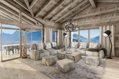 W-02E3XA Luxuriöse Ferienappartements nahe Skilift - Haus 2, Top 1