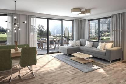 Neubau-Penthouse mit Sonnenterrasse