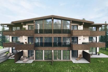 Moderne Wohnungen in sonniger Lage - zentrumsnah