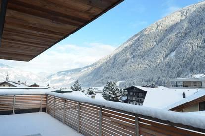 Traumhaftes Penthouse im Zentrum von Mayrhofen