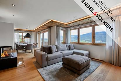 Neubau: Wohnungen an der Skipiste mit Ausblick