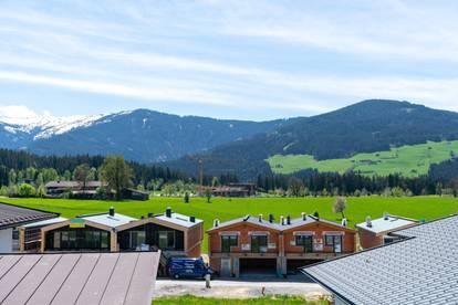 Neubauprojekt nahe Golfplatz und Skieinstieg