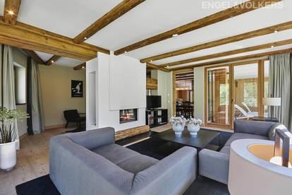 W-02D793 Premium Suiten im Hotel Kempinski Das Tirol